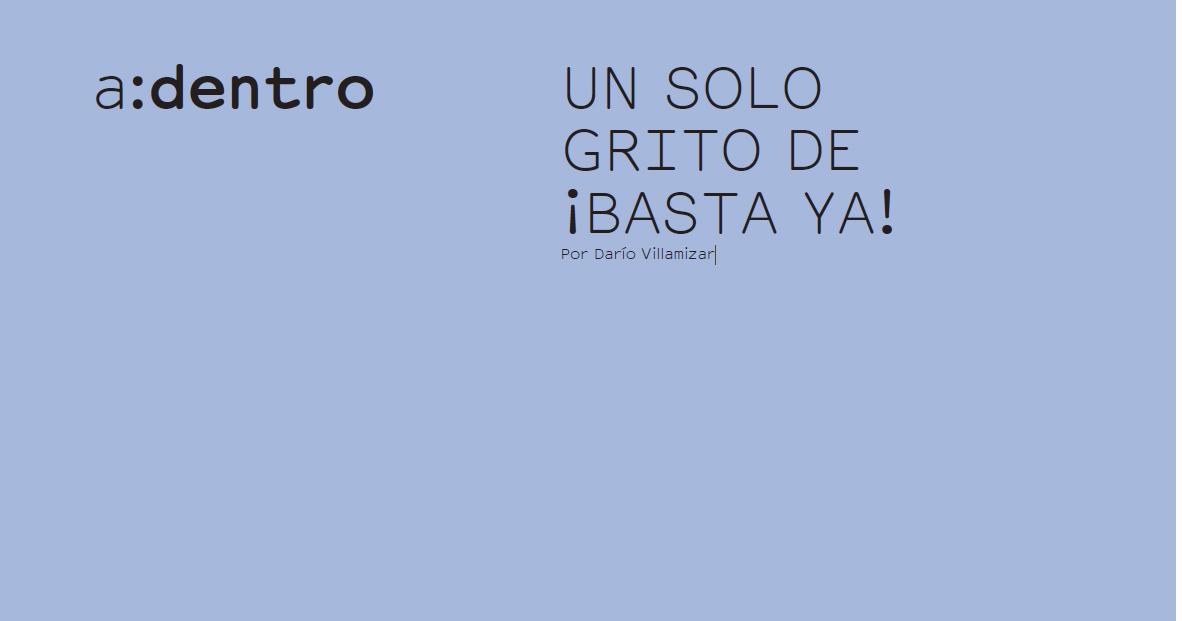 a:dentro - Darío Villamizar