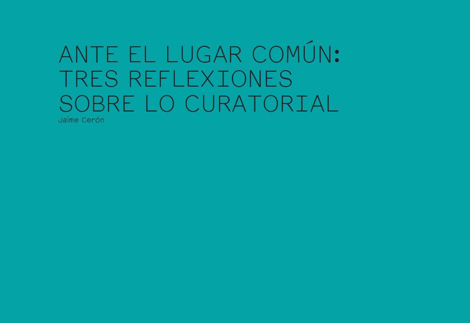 ANTE EL LUGAR COMÚN - ERRATA#16