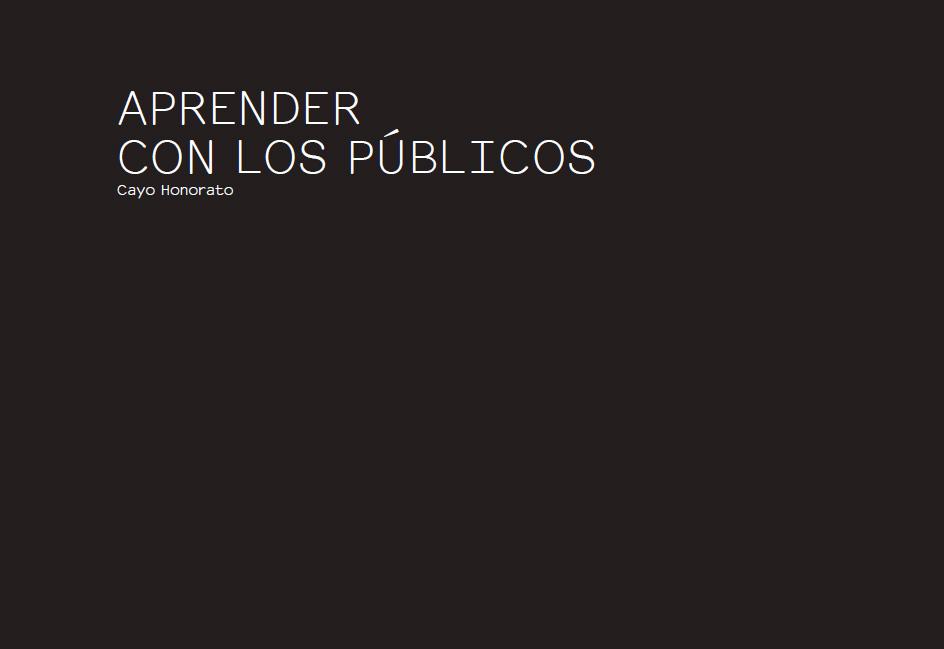 APRENDER CON LOS PÚBLICOS - ERRATA#16