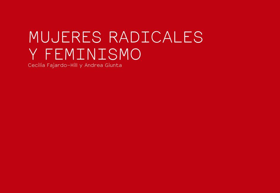 Mujeres Radicales  y feminismo
